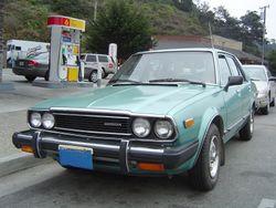1976-1978 Honda Accord sedan