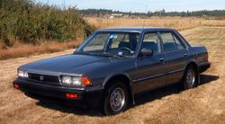 Honda Accord sedan (US)