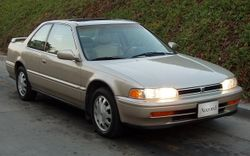 1993 Honda Accord SE Coupe
