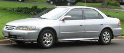2001-2002 Honda Accord sedan