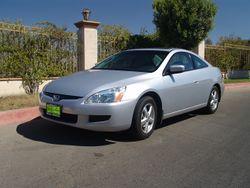 2004 Honda Accord EX Coupe (US)