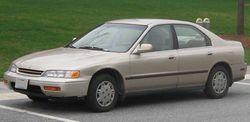 1994-1995 Accord LX sedan