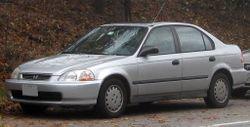 1996-1998 Honda Civic sedan (US)