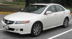 2006-2008 Acura TSX