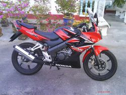 CBR150R from Penang, Malaysia