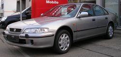 1995 European Accord Sedan