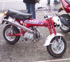 Honda ST50 Dax
