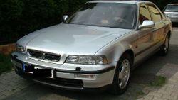 2nd-gen Honda Legend sedan