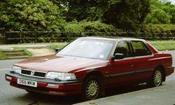 Honda Legend UK-spec